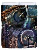 Build For Comfort Not For Speed Duvet Cover by Gunter Nezhoda