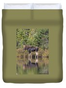 Bull Moose 3 Duvet Cover