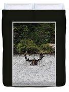 Bull Moose - 3502 Duvet Cover