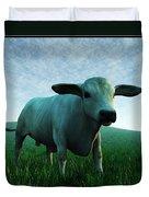 Bull... Duvet Cover