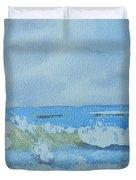 Bulli Beach Duvet Cover