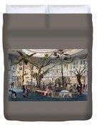 Bullocks Museum, 22 Piccadilly, London Duvet Cover