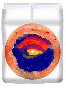 Bull's Eye Duvet Cover