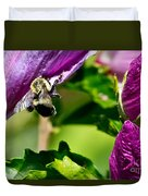 Bumble Bee Vii Duvet Cover
