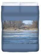 Bunches Of Eagles Duvet Cover
