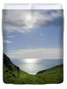 Bunglass - Donegal Ireland Duvet Cover
