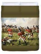 Bunkers Hill, 1775 Duvet Cover