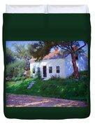 Bunker's Roadside Cottage Duvet Cover