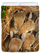 Bunny Babies Duvet Cover