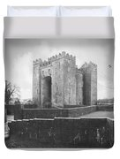 Bunratty Castle - Ireland Duvet Cover