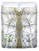 Burden Center Spirit Tree Duvet Cover