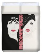 Burlesque Duvet Cover