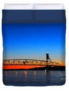 Burlington Bristol Bridge Duvet Cover