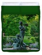 Burnett Fountain Duvet Cover