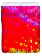 Burnout Duvet Cover