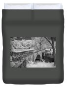 Burnside Bridge 0239 Duvet Cover by Guy Whiteley