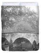 Burnside Bridge Antietam National Duvet Cover