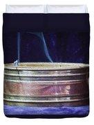 Burnt Offerings Duvet Cover
