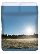 Burst Of Sunshine Duvet Cover