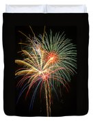 Bursting In Air Duvet Cover