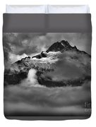 Bursting Thrugh The Clouds Duvet Cover