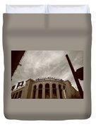 Busch Stadium - St. Louis Cardinals 7 Duvet Cover