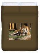 Busch Tiger Duvet Cover