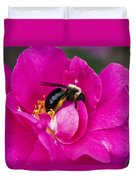 Busy Pink IIi Duvet Cover