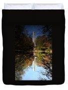 Butler University Carillon 2 Duvet Cover