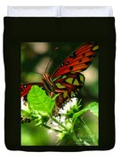 Butterfly Art Duvet Cover