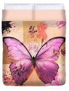 Butterfly Art - Sr51a Duvet Cover