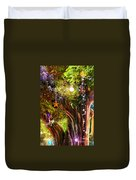 Butterfly Ball Tree Duvet Cover by Aimee Stewart