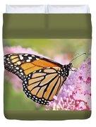 Butterfly Beauty-monarch II  Duvet Cover