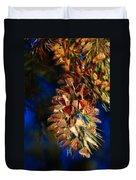 Butterfly Cluster Fractal Duvet Cover