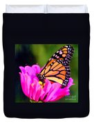 Butterfly Cup Duvet Cover