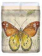 Butterfly Daydreams-c Duvet Cover