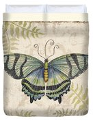 Butterfly Daydreams-d Duvet Cover