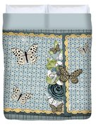 Butterfly Dreamland Duvet Cover