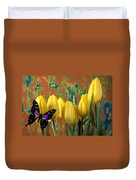 Butterfly Dreams Duvet Cover