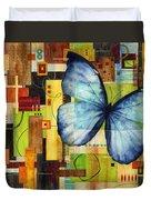 Butterfly Effect Duvet Cover