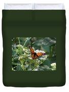 Butterfly Garden - Monarchs 09 Duvet Cover