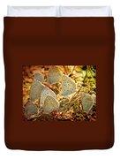 Butterfly Gathering Duvet Cover