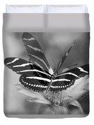 Butterfly In Motion Duvet Cover