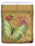 Butterfly Inspirations-a Duvet Cover