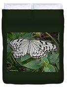 Asian Paper Kite Duvet Cover