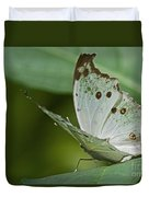 Butterfly Ready For Take Off Duvet Cover