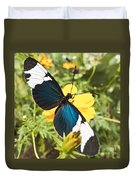 Butterfly Sara Longwing Duvet Cover