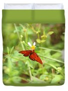 Butterfly Series 3 Of 5 Duvet Cover