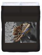 Butterfly Spot Color 1 Duvet Cover