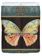 Butterfly Tapsetry-jp2197 Duvet Cover